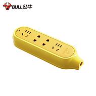摔不烂插座 GN-C5 无线袋(新国标)吊卡 插座接线板插排插线板拖线板插板电源插座
