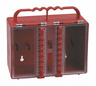 便携式塑料锁箱