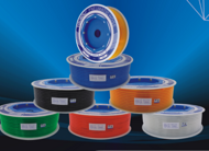 TPU空气软管B类10×6.5透明100米