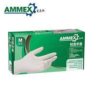 一次性使用医用橡胶检查手套(耐用型),有粉光面