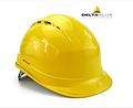 代尔塔102012 QUARTZ石英1型PP 安全帽 (不含下颚带)