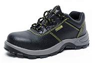 代尔塔 301102 黄色线低帮安全鞋 GOULT2 S1P