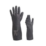 代尔塔 201510 高性能氯丁防化手套 VE510