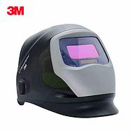 3M 自动变光焊接面罩 9100V(带边窗)1个/箱