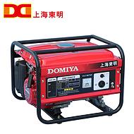 单项汽油发电机组 DM1500CX