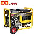 单相汽油发电机组 BR7500