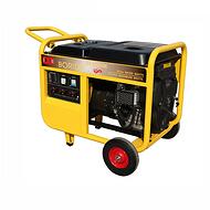 单相汽油发电机组 DM9000CXD