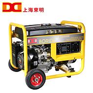 单相汽油发电机组 BR6500E