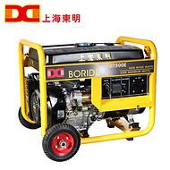 单相汽油发电机组 BR7500E