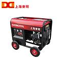 四冲程三相汽油发电机组 DMS12000CXD 10KW双缸