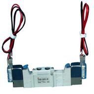 SMC 5通电磁阀,单体直接配管,SY5220-5MOU-01F-Q