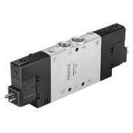 Festo两位五通双电控电磁阀,CPE18-M1H-5J-1/4,163143