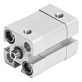 Festo紧凑型气缸,ISO 21287,活塞杆杆端内螺纹,ADN-25-50-I-P-A