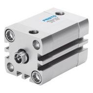 Festo紧凑型气缸,ISO 21287,活塞杆杆端内螺纹,ADN-32-10-I-P-A