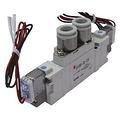 SMC 5通电磁阀,SY3220-5G-C4
