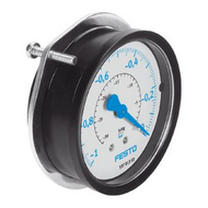 真空压力表,R1/8,-1至0 bar,Festo,FVAM-40-V1/0-G1/8-EN,537812