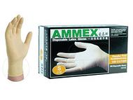一次性乳胶手套,无粉,掌麻