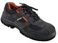 Lancer非金属,保护足趾,电绝缘,灰色款,安全鞋,尺码:40