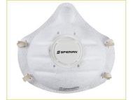 SuperOne N95,舒适型防护口罩,带阀,10只/盒,100只/箱