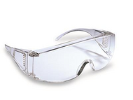 VisiOTG-A透明防雾镜片,访客眼镜,10副/盒