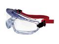 聚碳酸酯镜片,防雾护目镜,布质头带,10副/盒