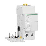 施耐德 Acti 9 Vigi iC65 ELE 电子式剩余电流动作保护附件 VIGI IC65 ELE 2P 40A 30MA AC