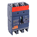 EZD160 塑壳配电保护 EZD160E-125A 固定式/板前接线 4P(新)